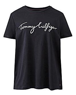 Tommy Hilfiger Crew Neck T Shirt