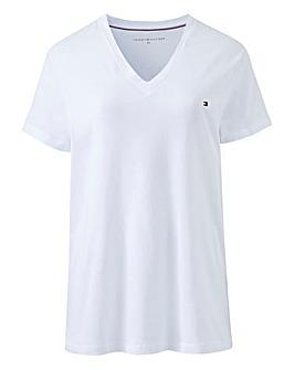 c6a04eb2dccad Tommy Hilfiger V Neck T Shirt