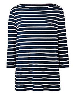 Tommy Hilfiger Stripe T Shirt