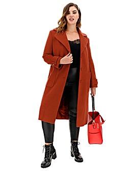 Helene Berman Longline Coat