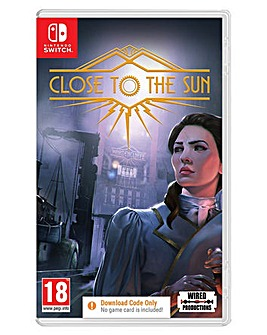 Close to the Sun - CODE IN A BOX Switch