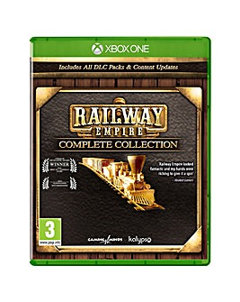 Railway Empire Complete Collection Xbox