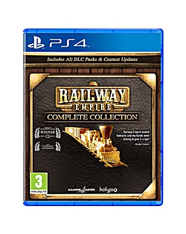 Railway Empire - Complete Collection PS4