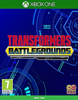 Transformers Battlegrounds Xbox One
