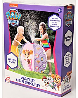 Paw Patrol Beach Ball Sprinkler Girls