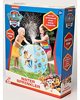 Paw Patrol Beach Ball Sprinkler Boys - 60cm Diameter