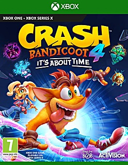 Crash Bandicoot 4 Its About Time Xbox