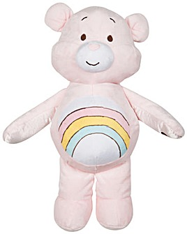 Care Bear Plush - Cheer Bear 14 Inches - Sambro