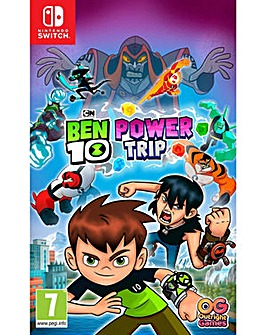Ben 10 Power Trip Switch