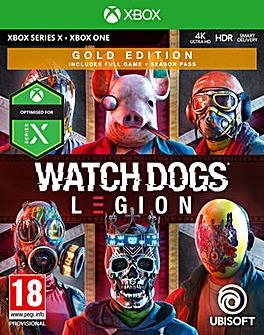 Watch Dogs Legion Gold Edition XB1