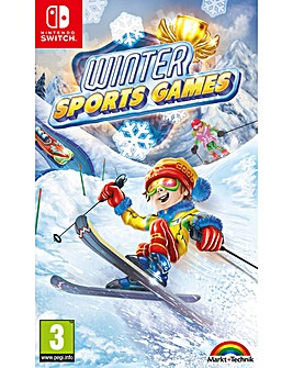 Winter Sports Games Switch