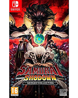 Samurai Shodown NeoGeo Switch