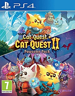 Cat Quest I II The Pawsome Pack PS4