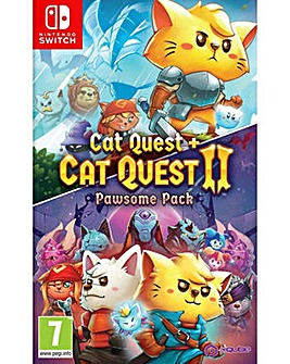 Cat Quest I II The Pawsome Pack Switch