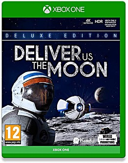 Deliver Us The Moon Deluxe Xbox One