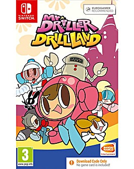 Mr. Driller DrillLand Code in Box Switch