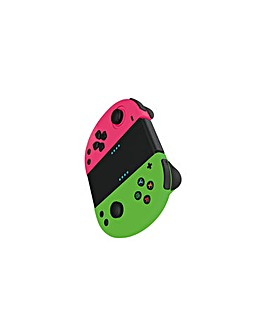 Gioteck Joy Con Controllers Pink Green