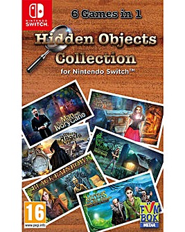Hidden Objects Collection Switch