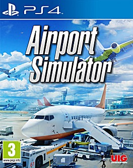 Airport Simulation PS4