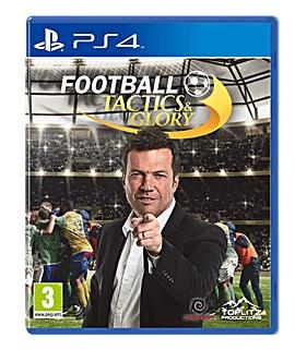 Football Tactics  Glory PS4