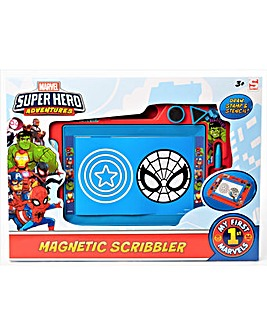 Marvel Superhero Magnetic Scribbler