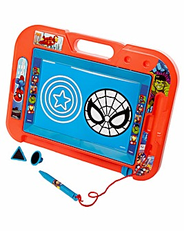Marvel Superhero Magnetic Scribbler - Sambro