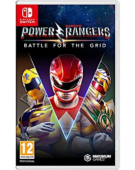 Power Rangers Battle for the Grid Switch