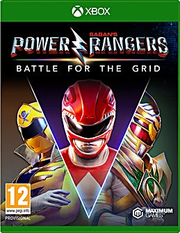 Power Rangers Battle for the Grid Xbox