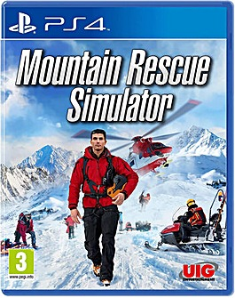 Mountain Rescue Simulator PS4