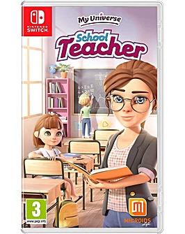 My Universe - School Teacher Switch