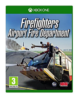Firefighter Airport Fire Department Xbox