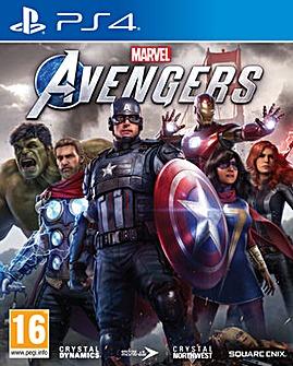 Marvels Avengers PS4