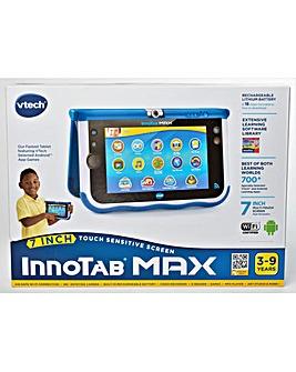 VTech Innotab 7 Inch MAX Blue