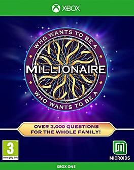 Who Wants To Be A Millionaire Xbox One