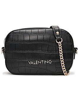 Valentino Bags Juniper Moc Croc Belt Bag