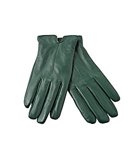 Accessorize Luxe Leather Gloves
