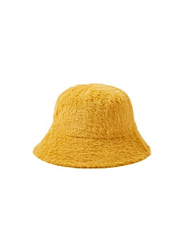 Accessorize Fluffy Bucket Hat