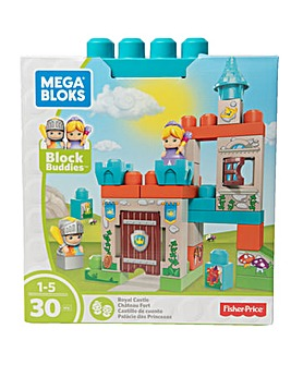Fisher Price Mega Bloks KING CASTLE