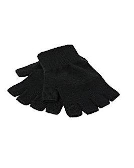 Accessorize Fingerless Gloves Multipack