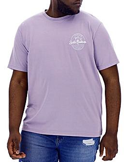 Barbs Lilac S/S T-Shirt R