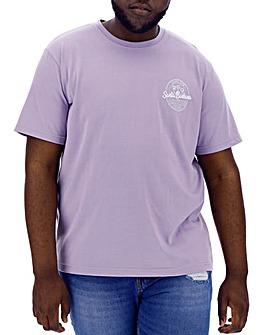 Barbs Lilac S/S T-Shirt L