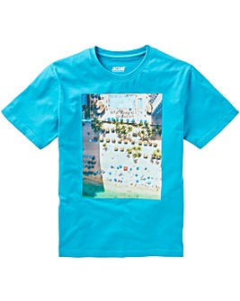 Beach Blue S/S T-Shirt L