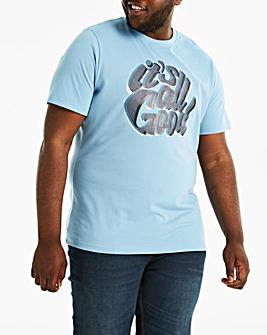 All Good Things Blue T-Shirt R