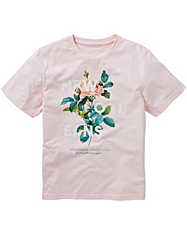 Orleans Pink T-Shirt R