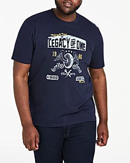Legacy Navy T-Shirt L