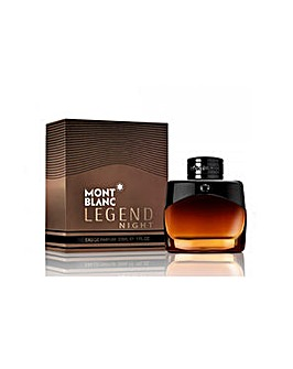 Mont Blanc Legend Night Mens EDP 30ml