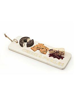 Artesa Rectangular Marble Board