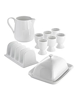 9 Piece Breakfast Set