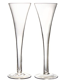 Ravenhead Set of 2 Prosecco Glasses