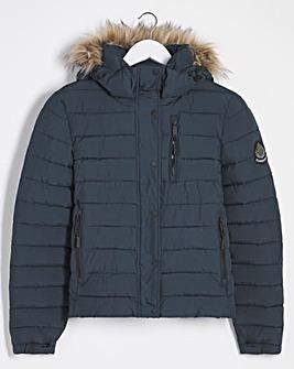 Superdry Classic Faux Fur Jacket